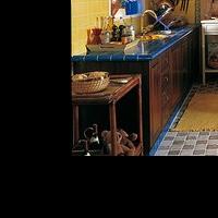 Decoraci n con camarera for Camarera cocina mueble