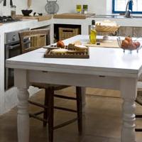 Decoraci n con mesa - Muebles estilo mediterraneo ...