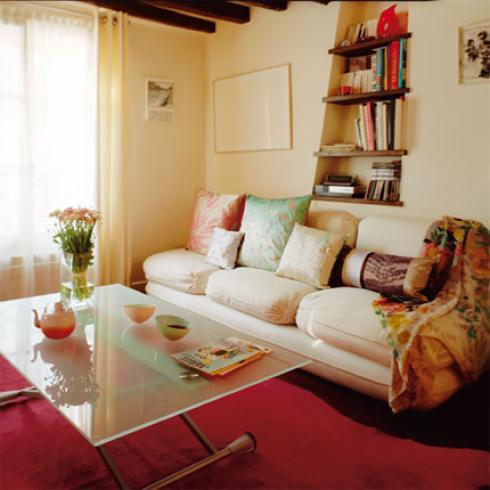 Decoraci n con muebles de ikea for Como decorar una casa sencilla