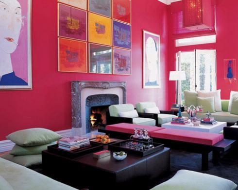 Decoraci n con muebles de pintura decorativa david llorens - David llorens ...