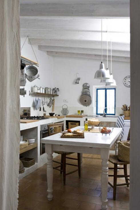 Decoraci n estilo mediterraneo - Decoracion estilo mediterraneo ...