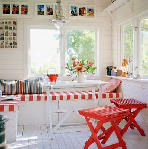 Decoraci n con muebles de zara home - Muebles estilo mediterraneo ...