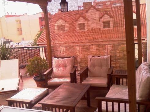 Decoraci n con muebles de el corte ingles for Eroski muebles zapateros